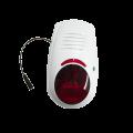 wireless outdoor siren with flash